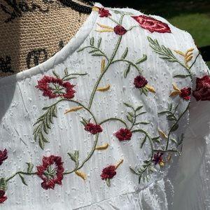 White Adorable Dress